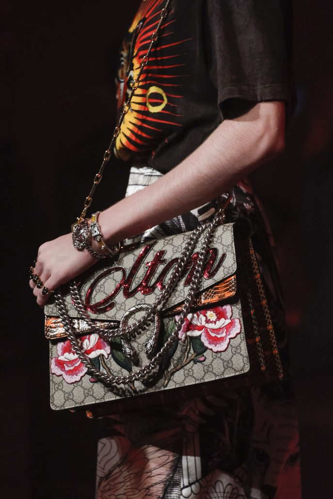 gucci bags new collection 2017. the monogrammed bag gucci bags new collection 2017