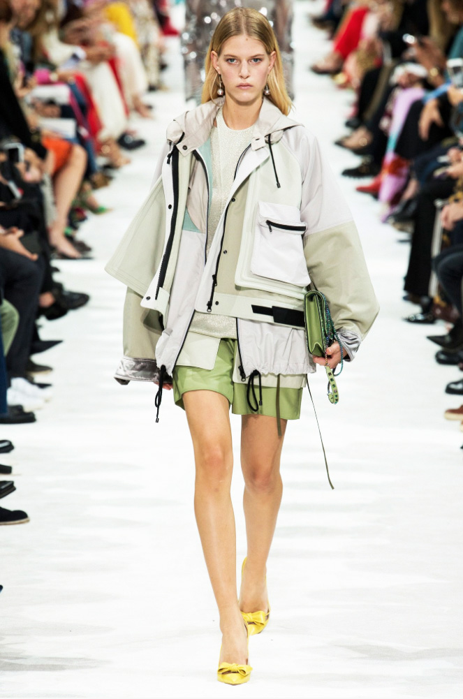 Athleisure Spring 2018 Trends: Is the Rain Anorak the New ...