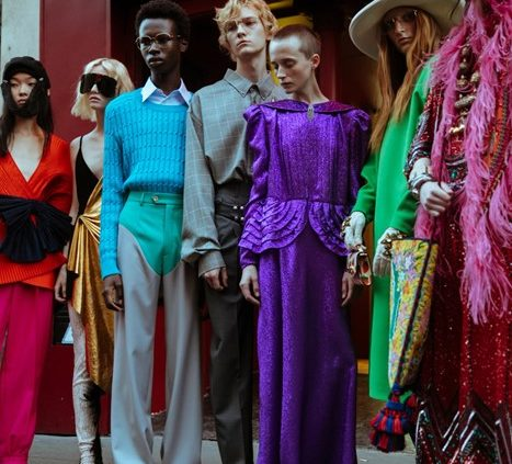Gucci's One Time Only Paris Show - You Concept LTD
