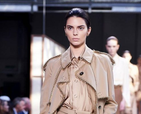 LFW: Riccardo Tisci And his Burberry Show - You Concept LTD