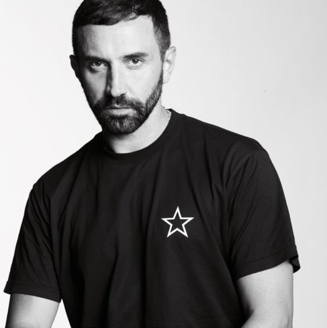 LFW: Riccardo Tisci and his Burberry SHow