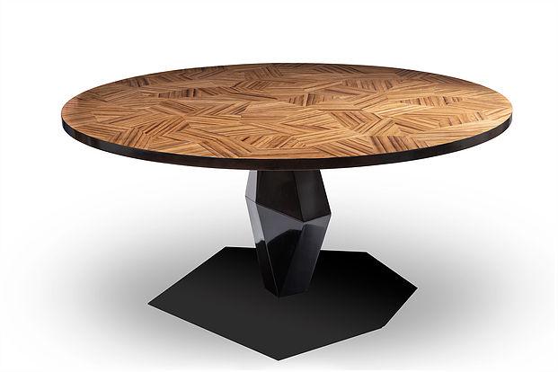 David, the table